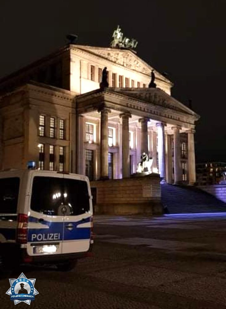 Bisher war es in Berlin ein ruhiger Tag