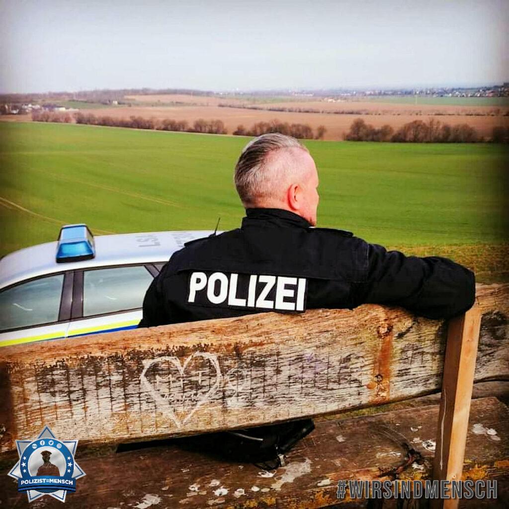 """""""Grüße aus dem Bereich des Polizeireviers Magdeburg, Holger"""""""
