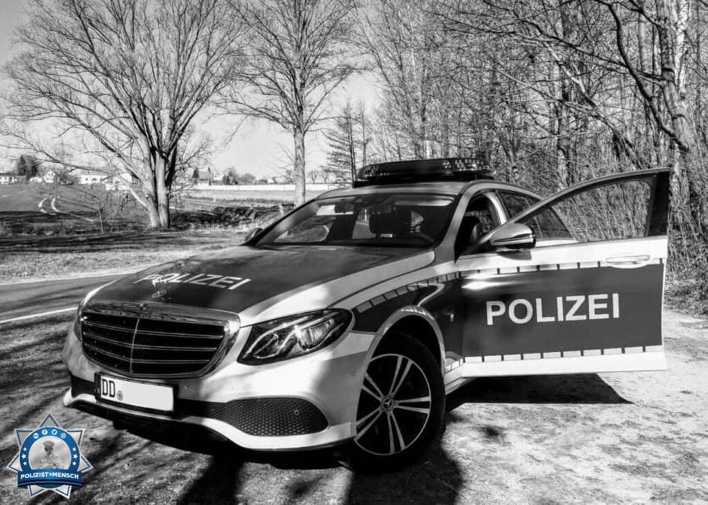 """""""Hallo und mit besten Grüßen aus der Polizeidirektion Görlitz, Tom"""""""