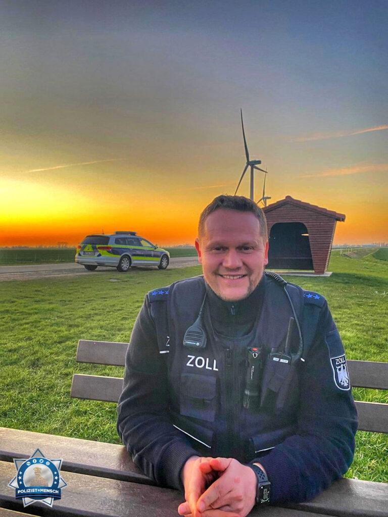 """""""Grüße von der holländischen Grenze, Ingo vom Zoll"""""""