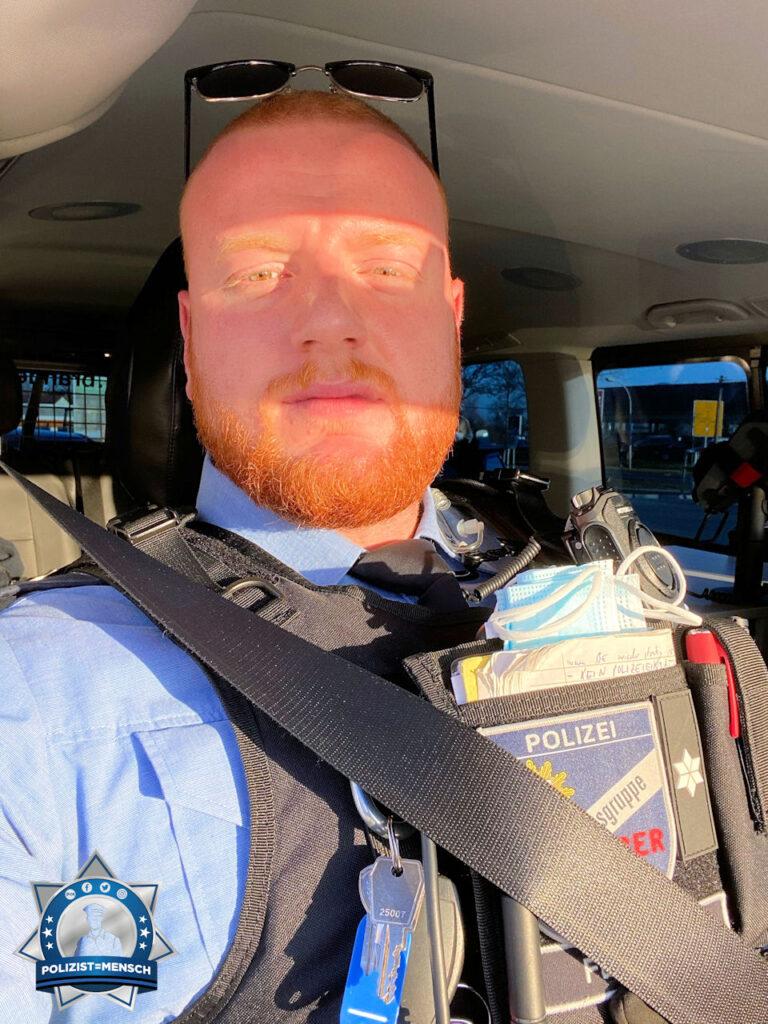 Viele Grüße aus der Polizeiinspektion Flughafen am BER
