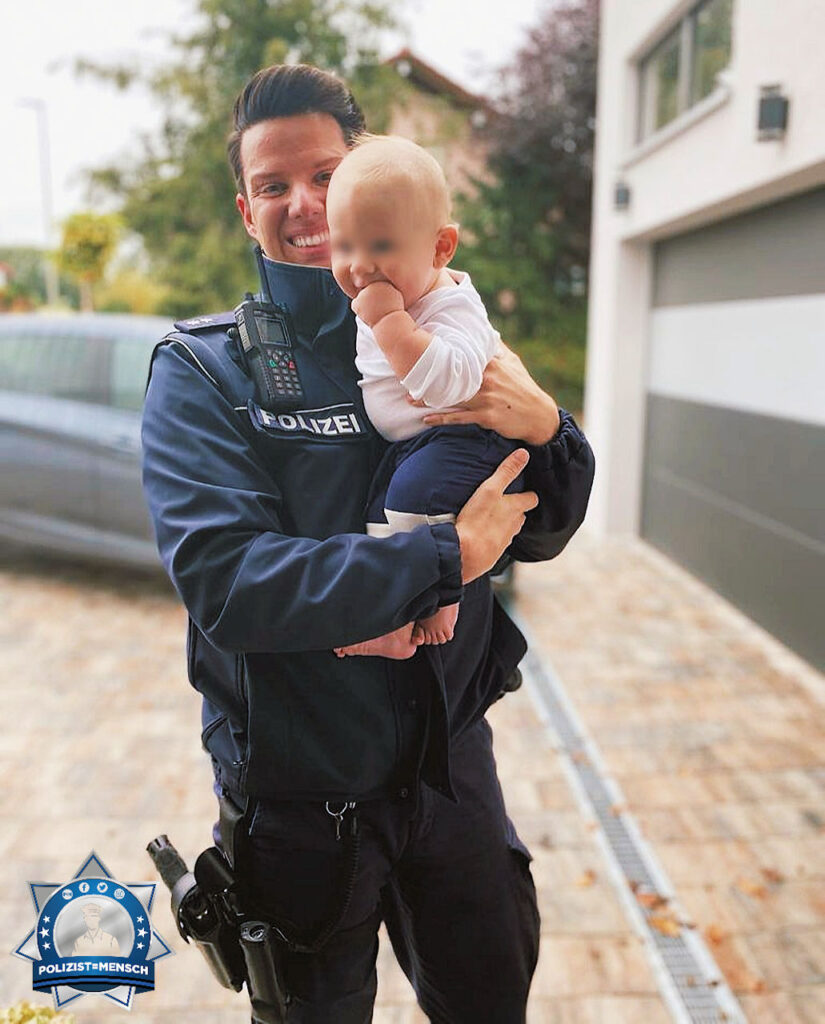 """""""Grüße aus der schönen Pfalz von der Polizeiinspektion Pirmasens 😊 Christian"""""""
