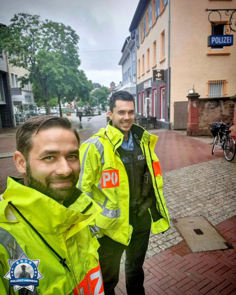 """""""Auch wenn wir selbst mal bis auf die Knochen nass sind, euch lassen wir nicht im Regen stehen! Viele Grüße aus den nasskalten Homburg im Saarland von Marc und Patrick."""""""