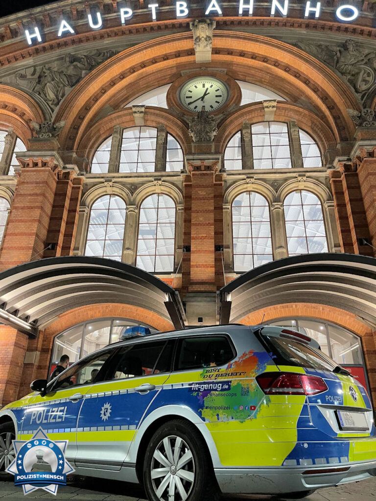 Gute Zusammenarbeit am Hauptbahnhof in Bremen