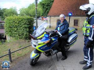 Polizei für Jung und Alt