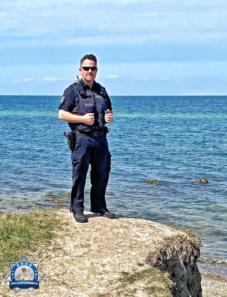 """""""Ein bisschen Sommerstimmung an der Ostsee. So kann es gerne bleiben. Euch allen einen ruhigen Dienst und kommt gesund nach Hause! Tobi"""""""