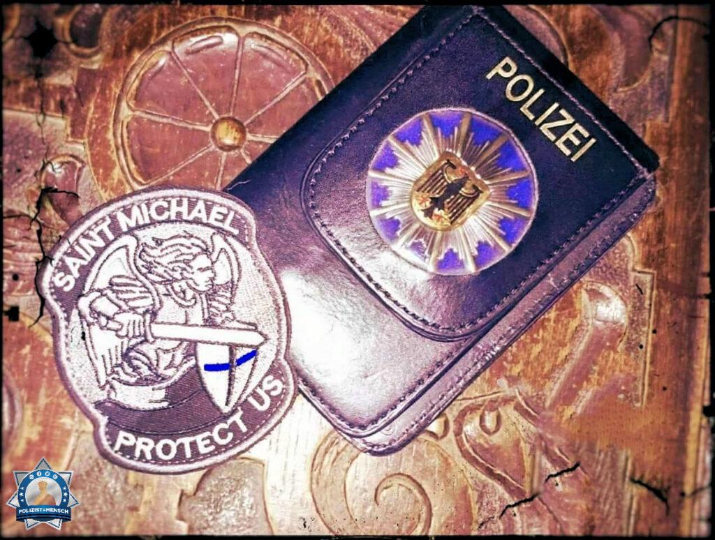 Michaelistag: Schutzpatron der Polizisten