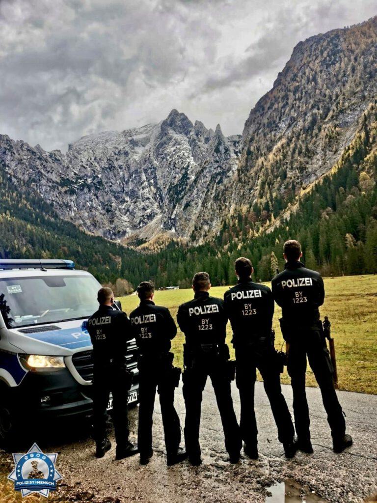 """""""Schöne Grüße aus Berchtesgaden von Marius, Max, Emil und Veit"""""""